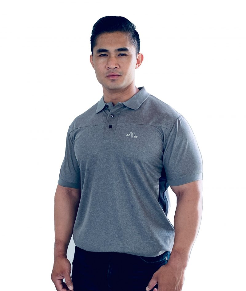 Black Hammer Polo Shirt DP0232