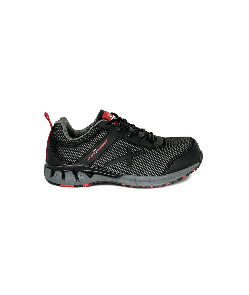 Black Hammer Low Cut Safety Shoes BHS201609