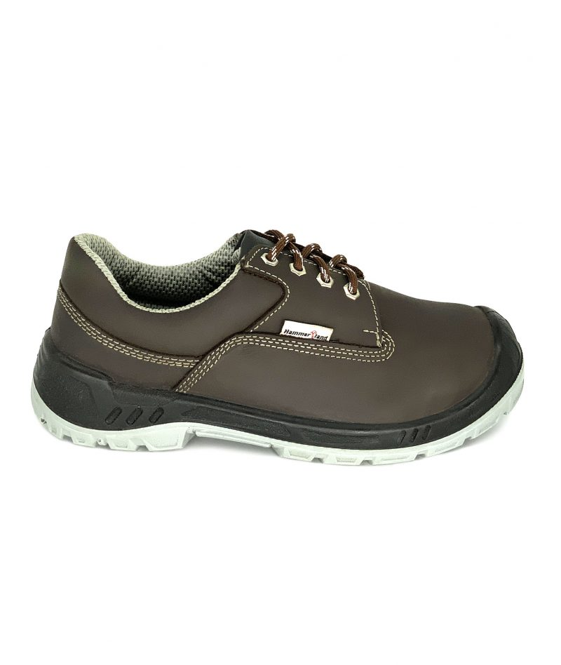 Hammerland Low Cut Safety Shoes Brown BH2018-577