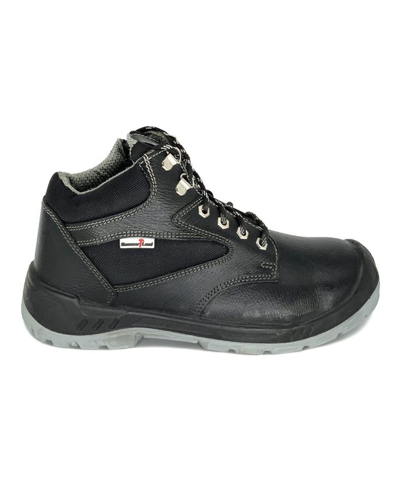 Hammerland Mid Cut Safety Shoes Black BH2018-773
