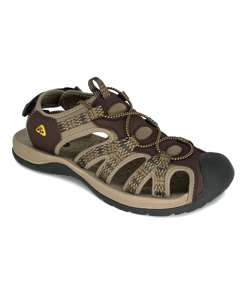 Black Hammer Men Sandals BH-201906-SD