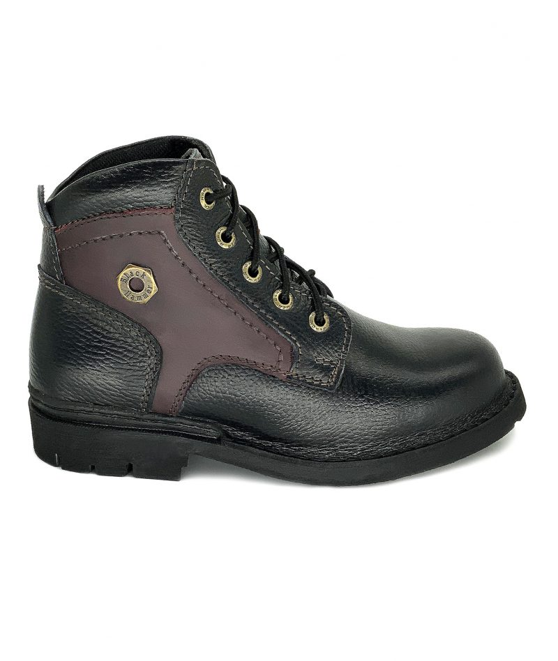 4000 Series Mid Cut Shoelace Safety Shoes BH4683