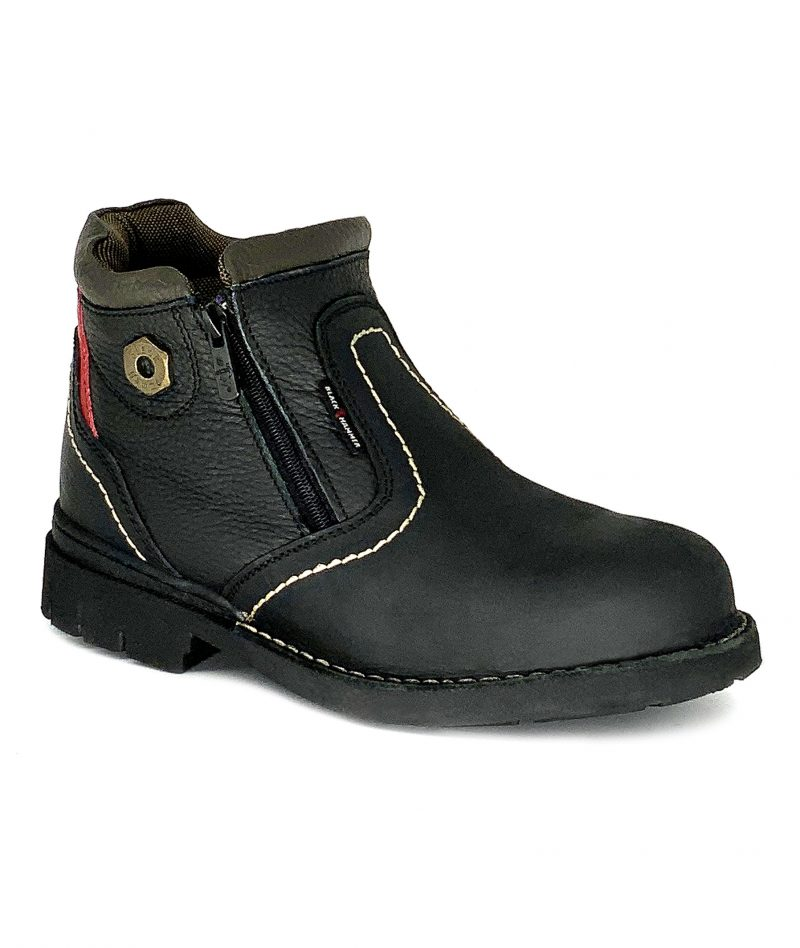 4000 Series Mid Cut with Double Zip Safety Shoe BH4758