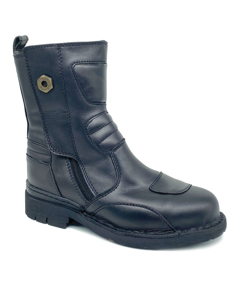 4000 Series High Cut with Double Zip Safety Shoes BH4884