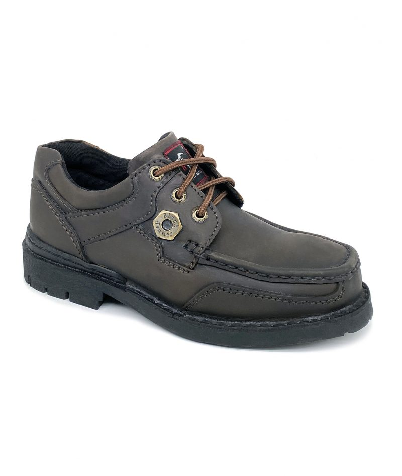 4000 Series Low Cut Moccassin Safety Shoes BH4993