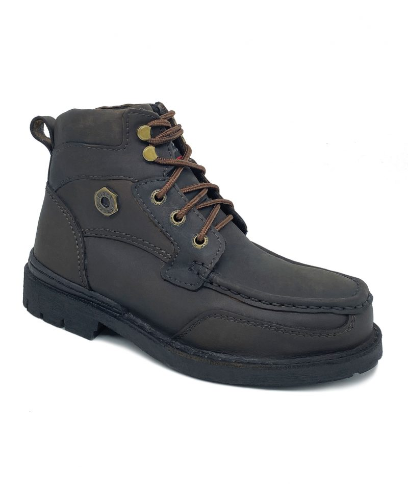 4000 Series Mid Cut Moccassin Safety Shoes BH4994