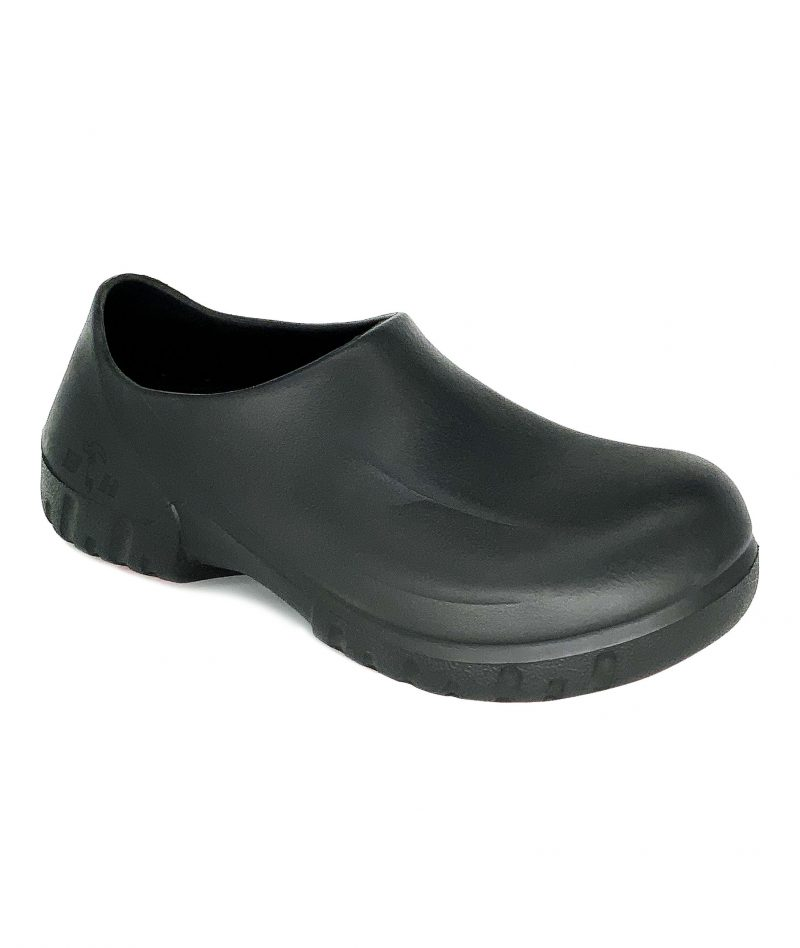 Black Hammer Safety Clogs S077