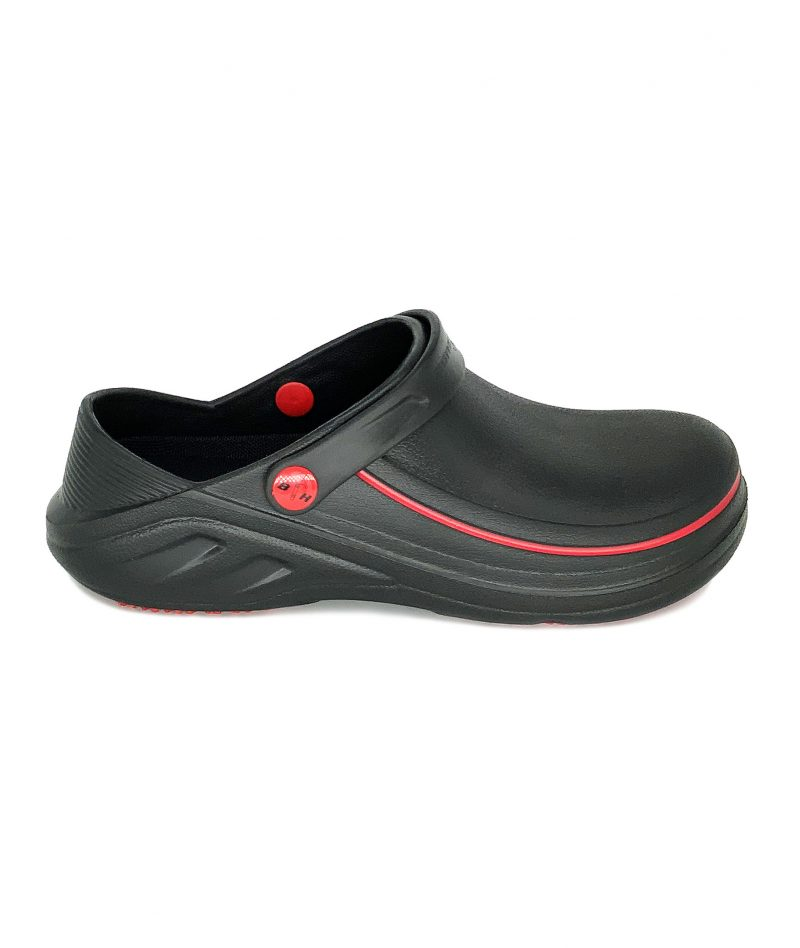Black Hammer Safety Clogs BHC-S085