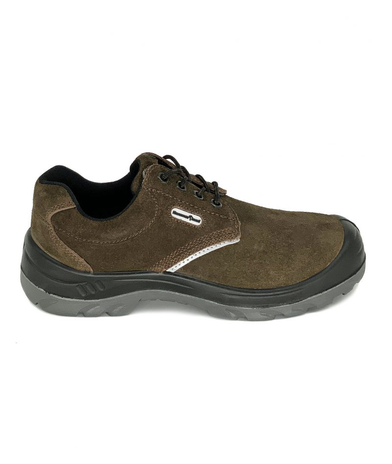 Hammerland Low Cut Safety Shoes Brown HAM-2001RS