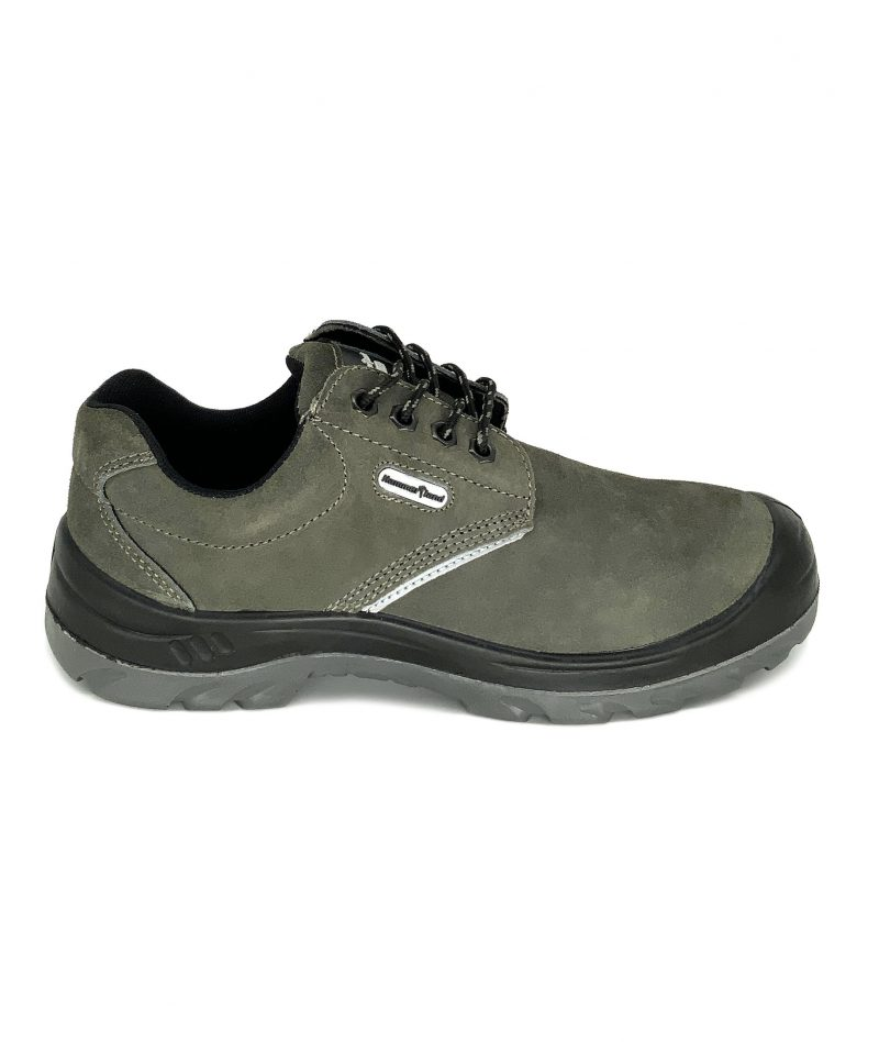 Hammerland Low Cut Safety Shoes Grey HAM-2001RS