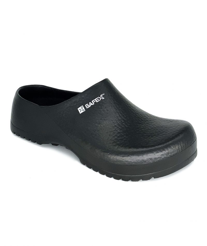 Safex Garden Clogs Black SF-8356-1
