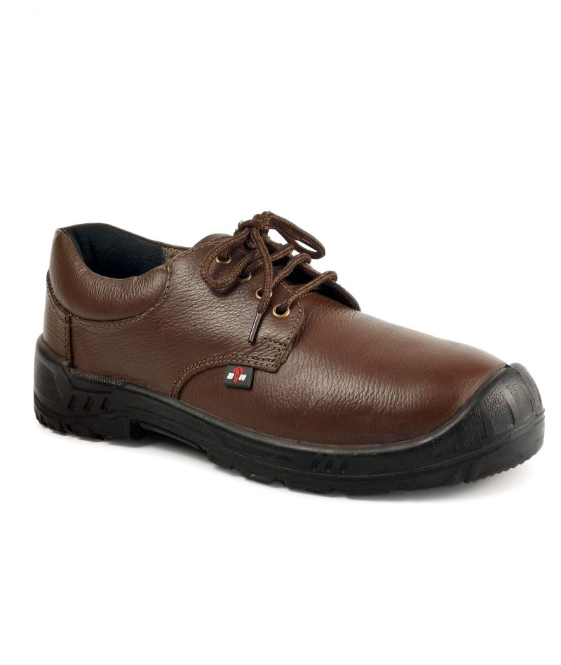 Black Hammer Low Cut Safety Shoe BH91-778