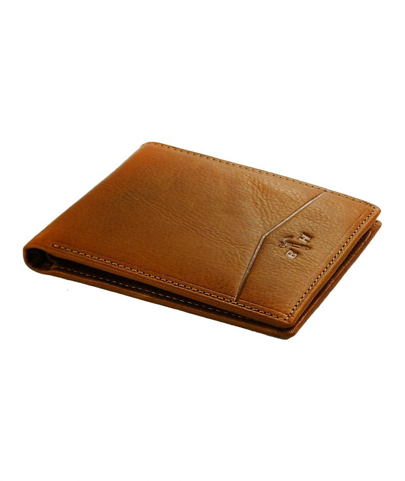 Black Hammer Fold Over Wallet Without Flip BHW001-D