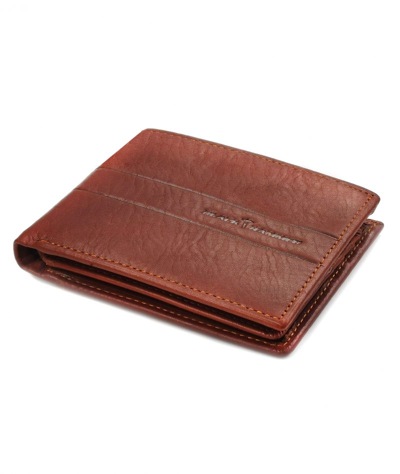Black Hammer Fold Over Wallet With Flip BHW002-D
