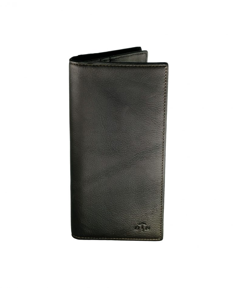 Black Hammer Long Wallet 18.5MM BWH004