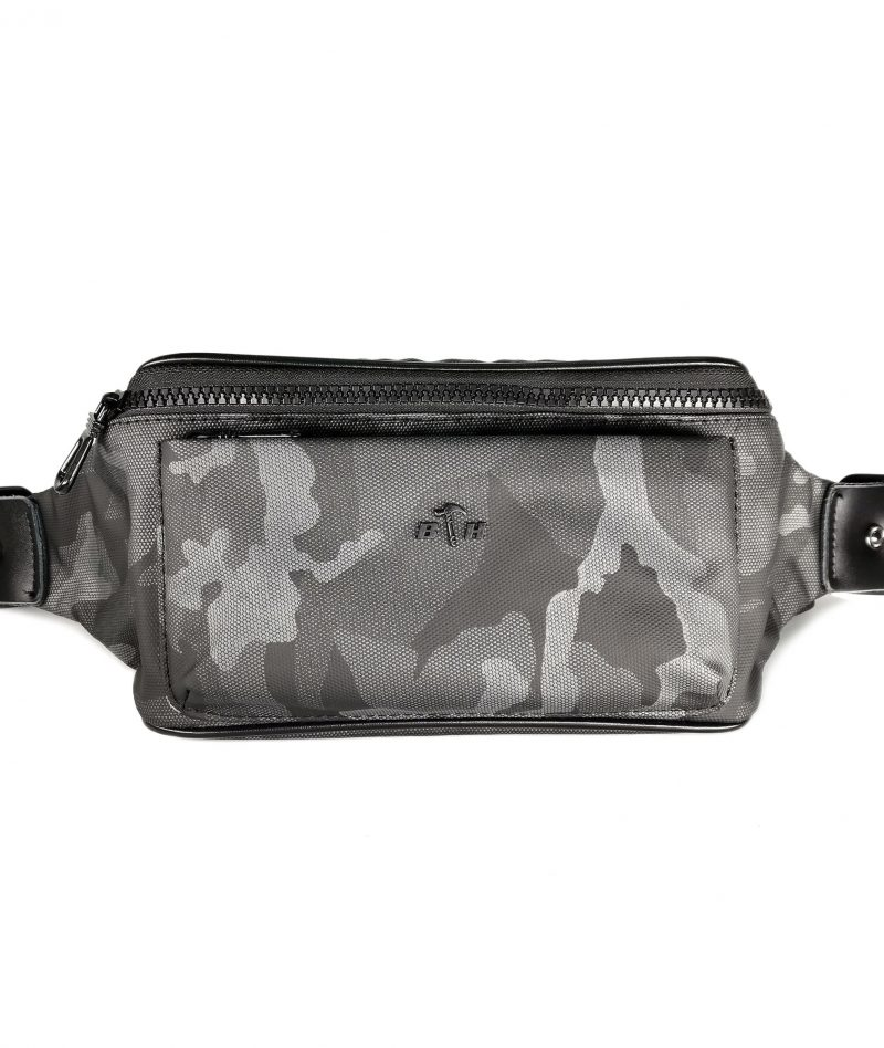 BLACK HAMMER Camouflage Waist Bag – MC1905