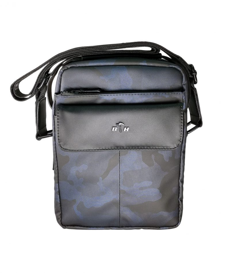 BLACK HAMMER Camouflage Cross Body Bag – NO.8012