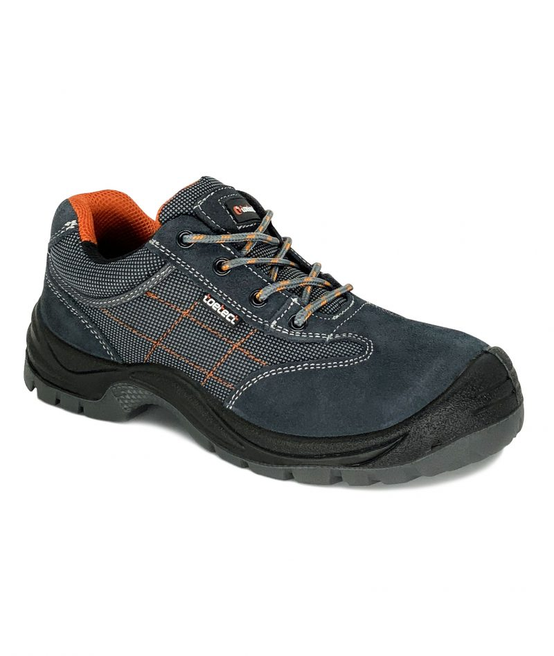 Toetect Mid Cut Safety Shoe TOE-CM855-H