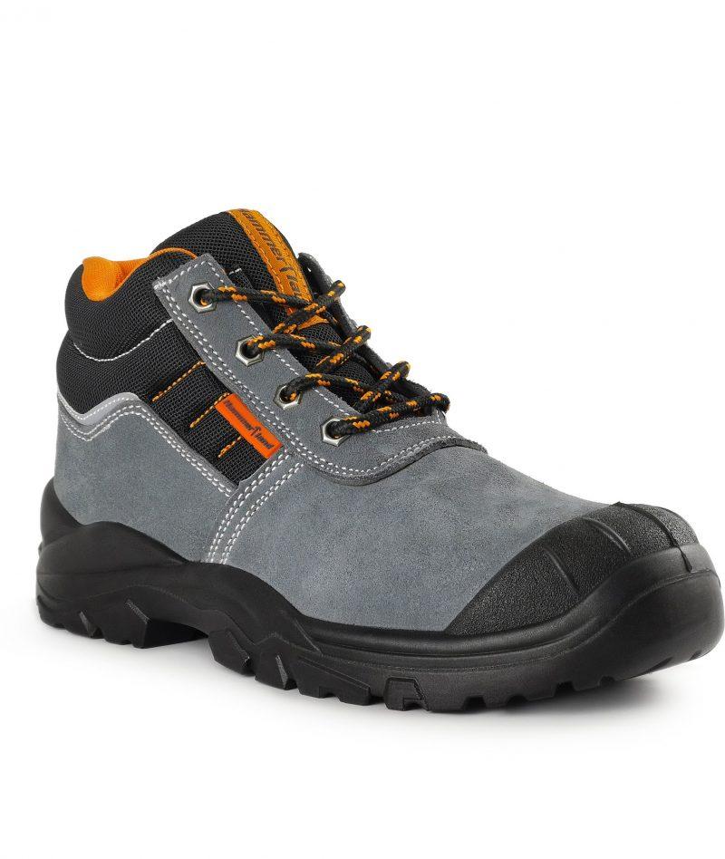 Hammerland Mid Cut with Shoelace Safety Shoe HAM-3003 GK