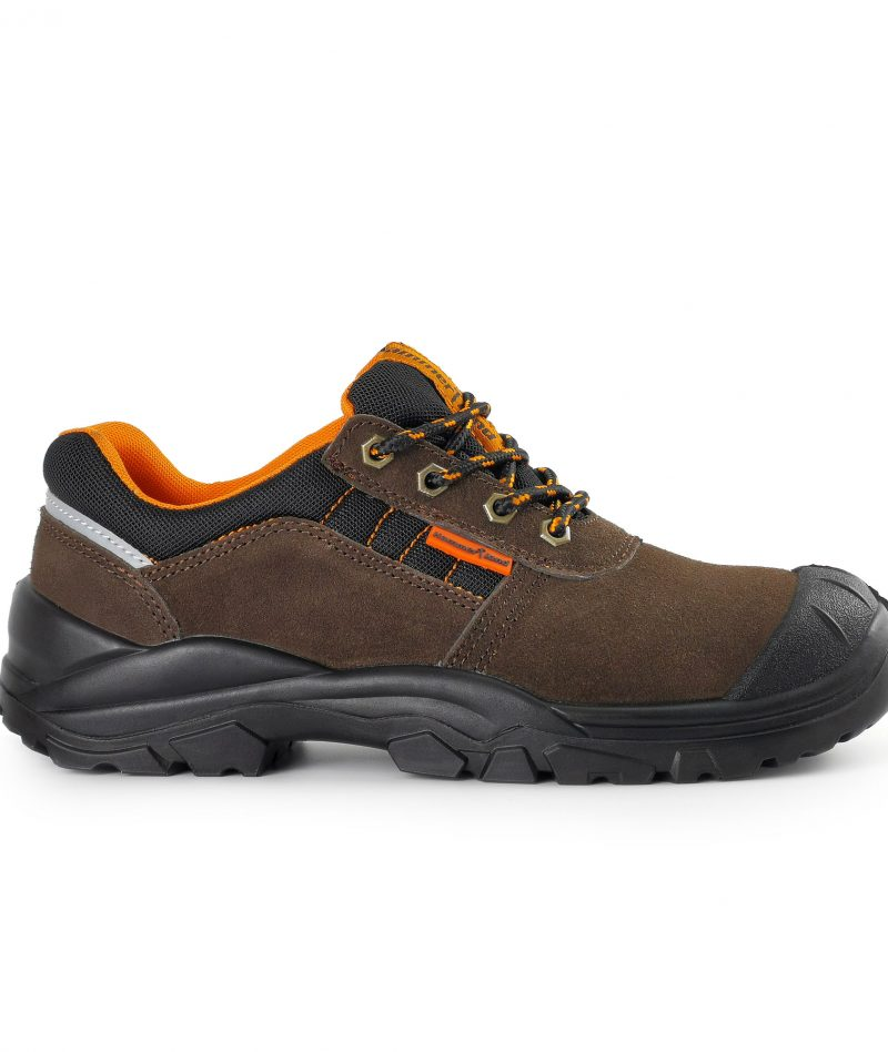 Hammerland Low Cut with Shoelace Safety Shoe HAM-3004 GK