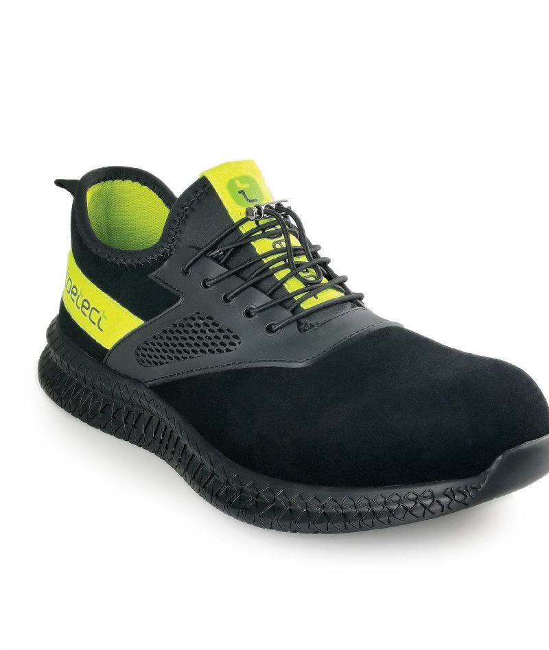 Toetect Low Cut Safety Shoes TOE-SR1001