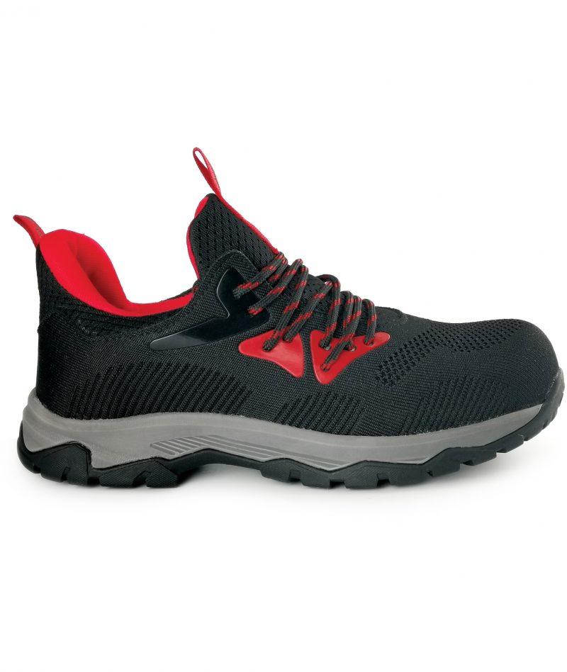 Black Hammer Men Sport Series Low Cut Safety Shoes BHS201623